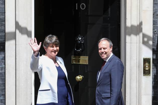 79178abb745a5 DUP leader prefers no Brexit deal to EU