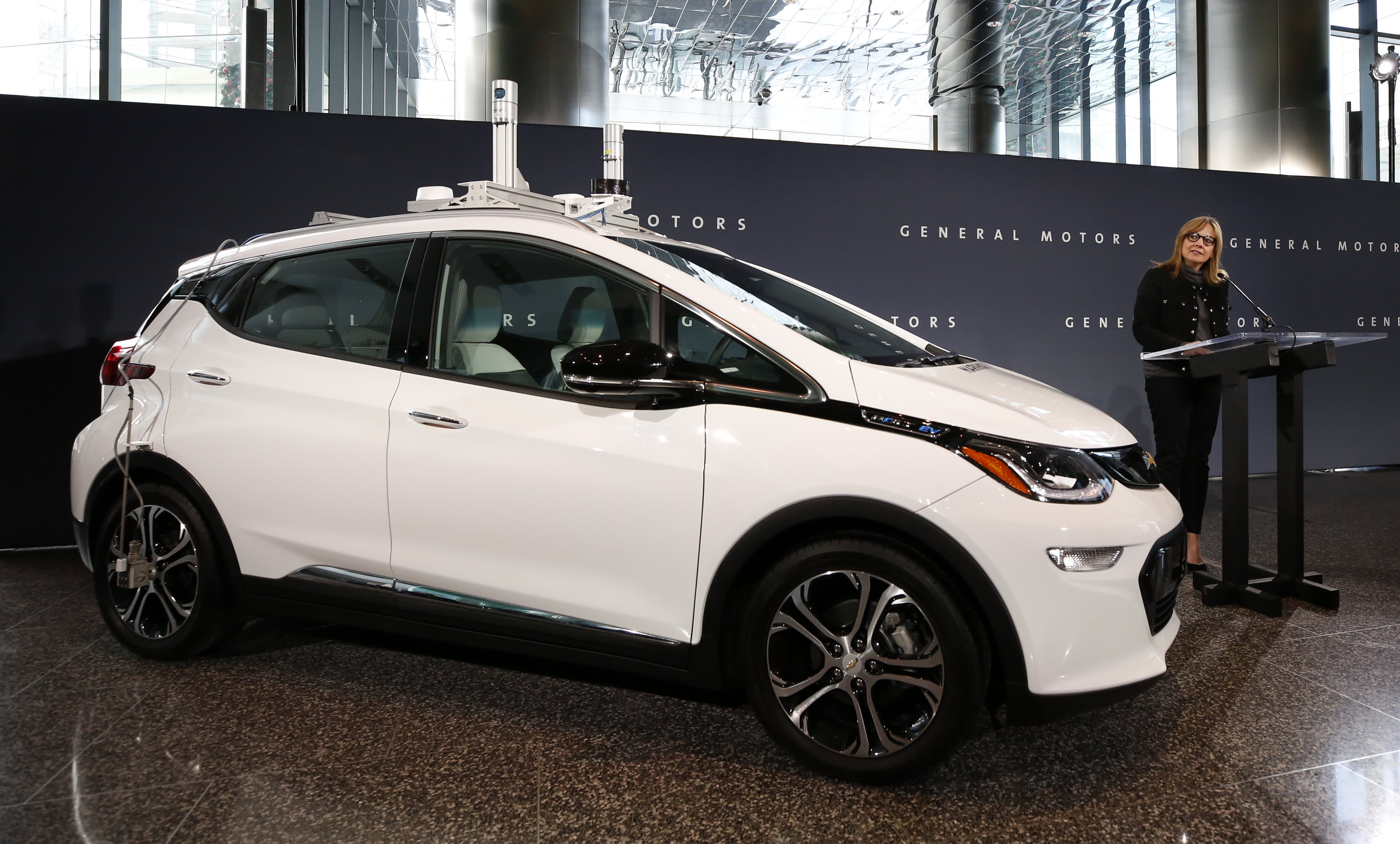 General Motors Cars >> Gm To Launch Autonomous Cars In Big Cities Sometime In 2019