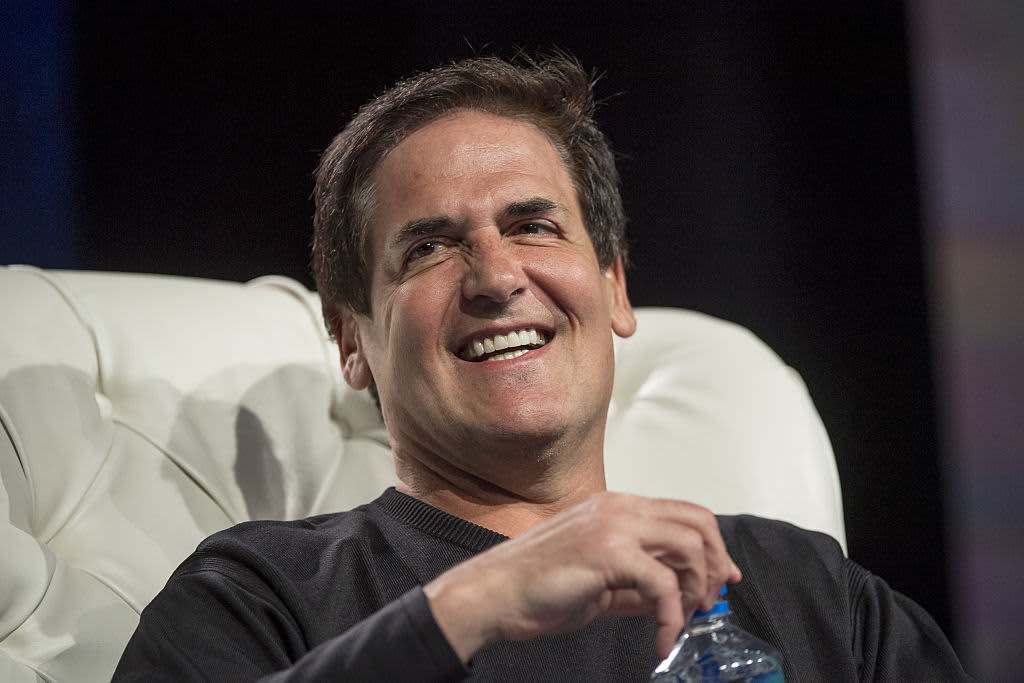 Here's how Mark Cuban stays motivated