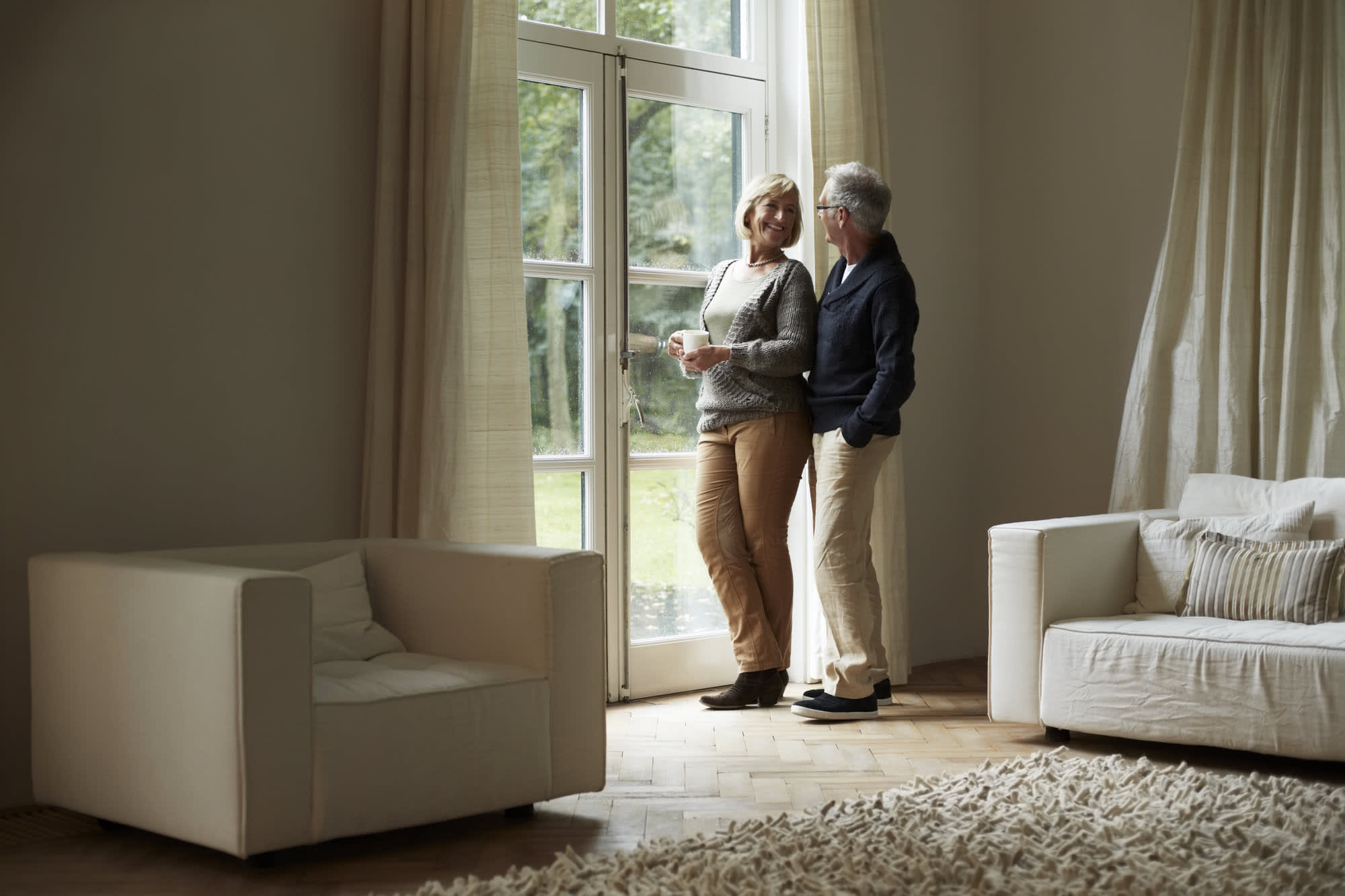 Seniors who retire a mortgage may enjoy reduced stress, increased cash flow and significant equity cushion.