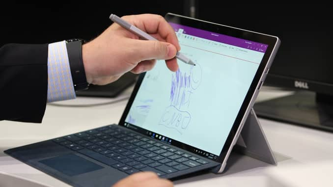 Microsoft Surface Go is nice but you should still consider