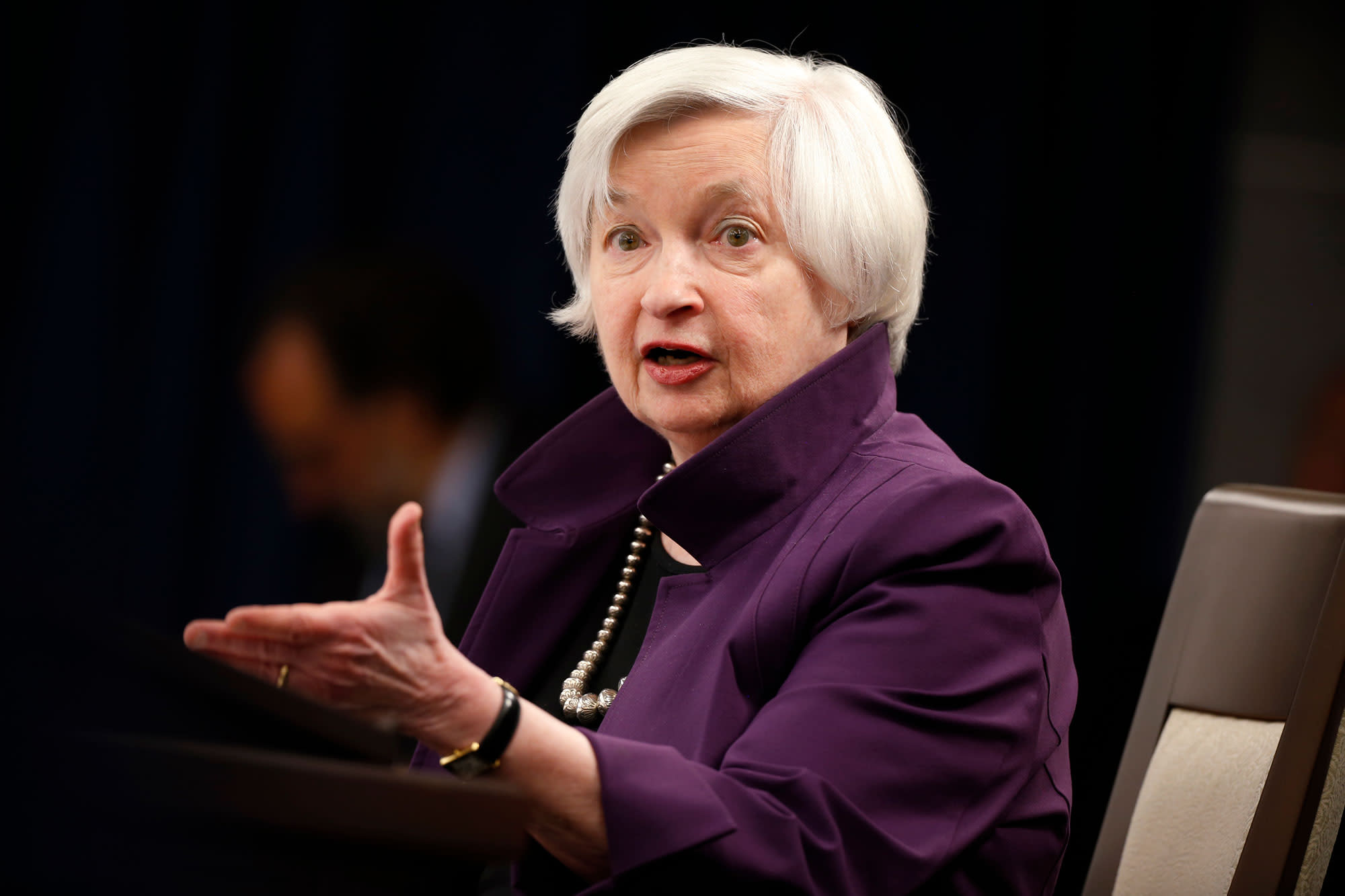 Markets cheer Yellen pick for Treasury, seeing her focus on fixing the economy and not politics thumbnail