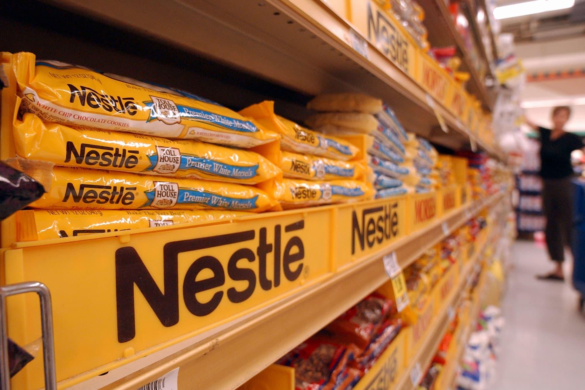 Nestle posts first-half organic growth of 3.6%