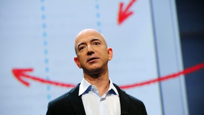 Premium: Jeff Bezos CEO Amazon 110928