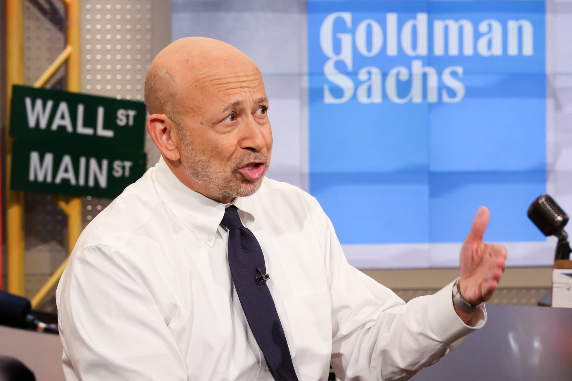 Goldman Sachs is dangling its elite partner title to lure