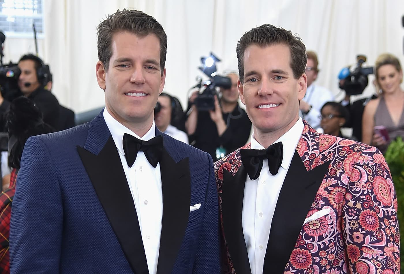 Winklevoss twins may have become first bitcoin billionaires