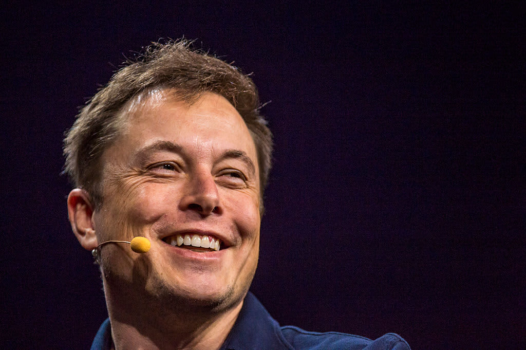 Elon Musk ran a nightclub out of his college frat house to make money for rent