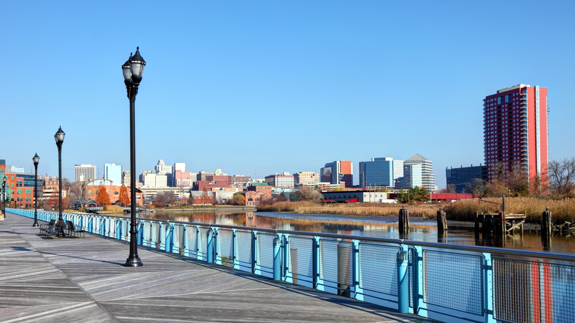 Wilmington, Delaware.