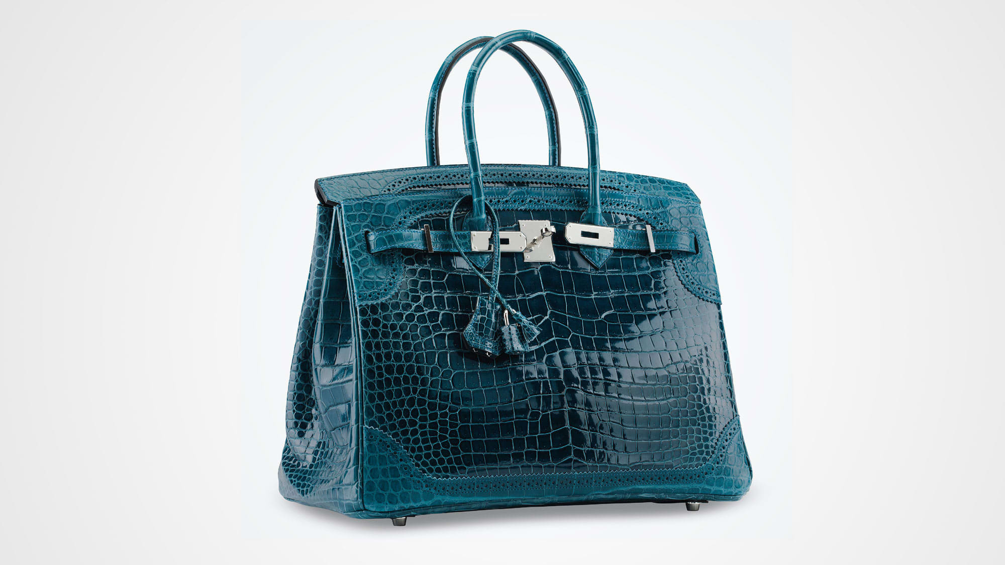 68cb62e962dc Hermès Birkin handbag expected to sell for over $50,000 at Christie's