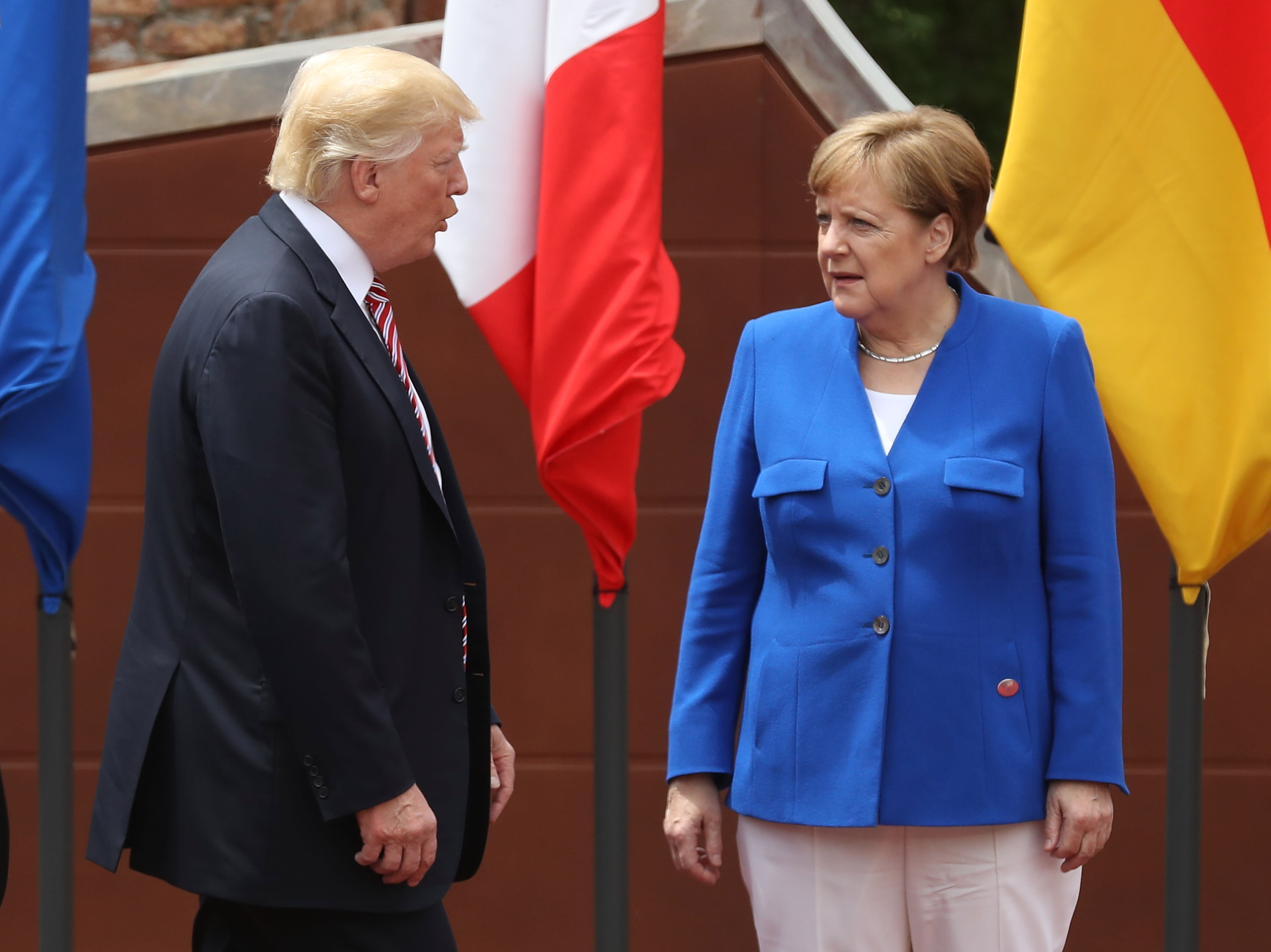 Germany slams Trump's import tariffs as trade war fears grow