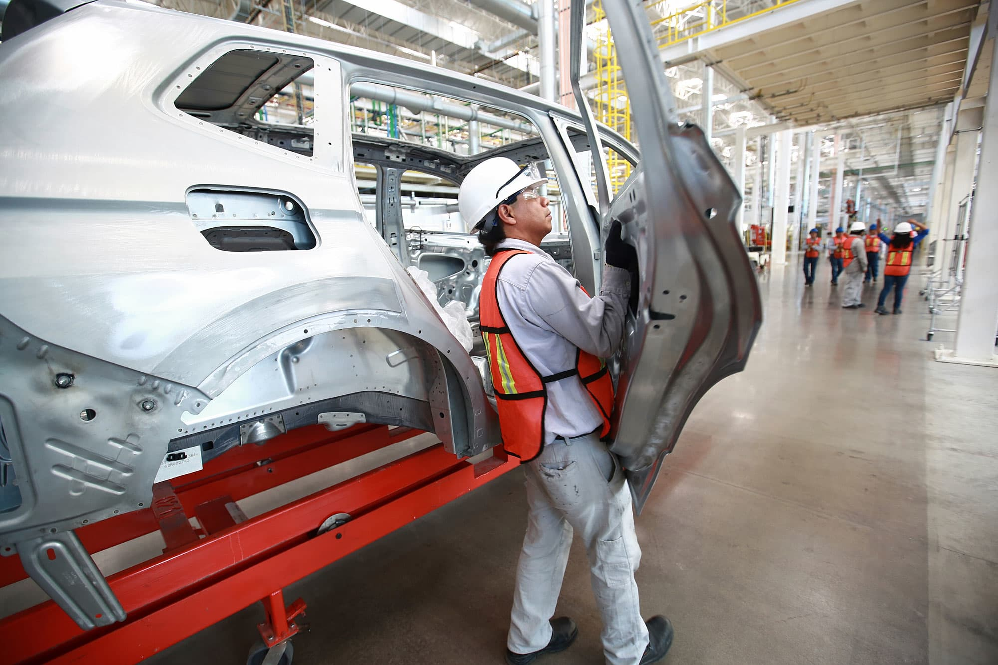 Mexico to reopen auto factories, helping US carmakers struggling to recover from coronavirus shutdowns
