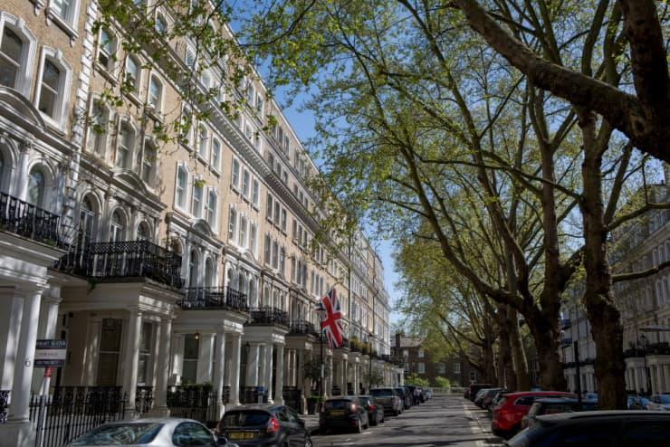 Premium: Beaufort Gardens London prime property