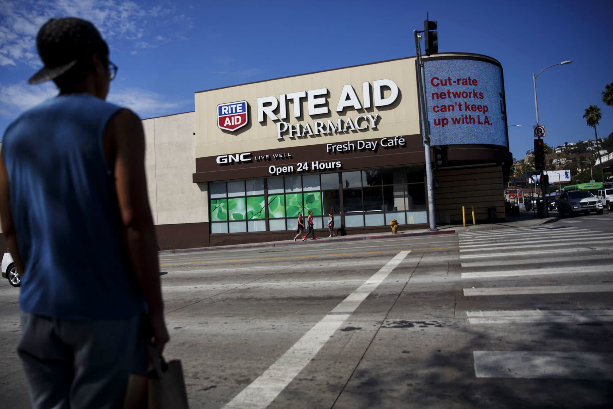 Amazon launches new in-store pickup option with Rite Aid as its first partner