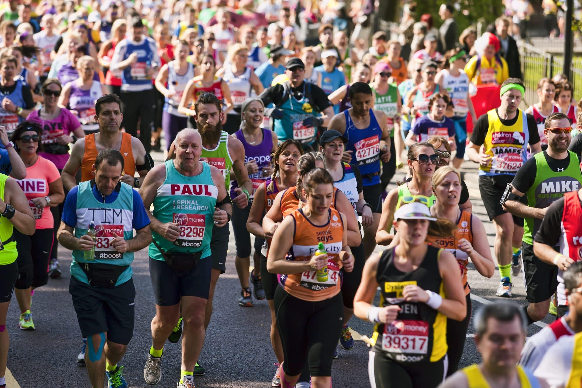 Running one marathon can make your arteries healthier, study says