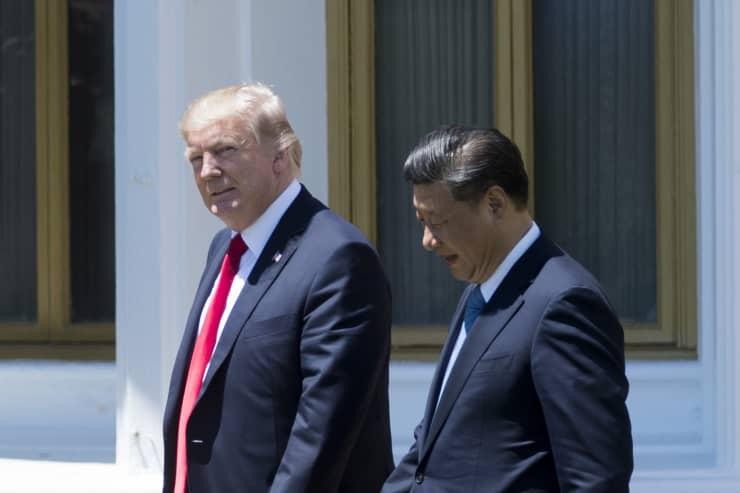 GP: Donald Trump Xi Jinping 190530