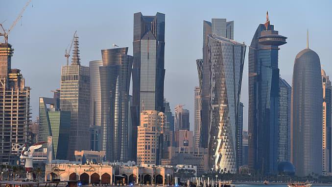 Qatar's outlook cut by Moody's amid Saudi-led blockade