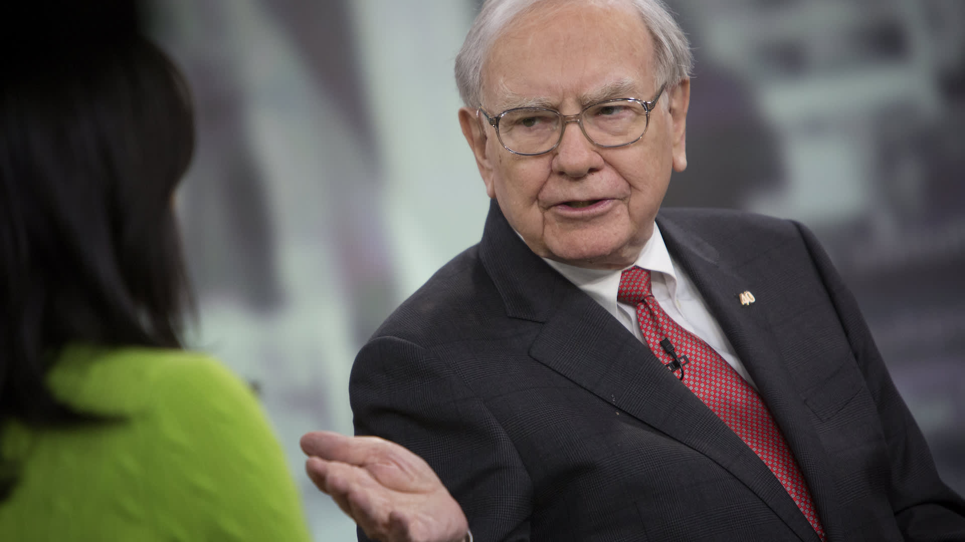 Billionaire Warren Buffett: This is the 'one easy way' to increase your worth by 'at least' 50 percent