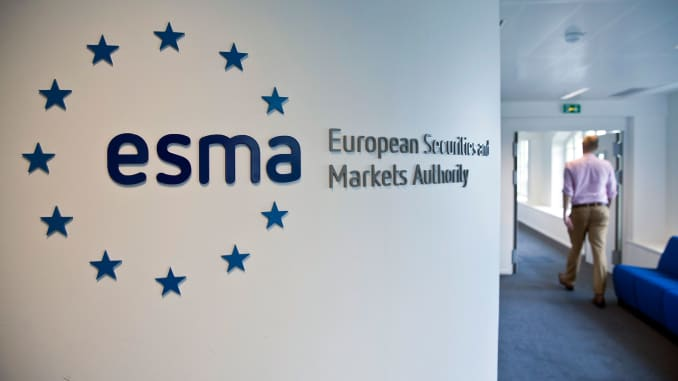 Premium: European Securities and Markets Authority ESMA 130620
