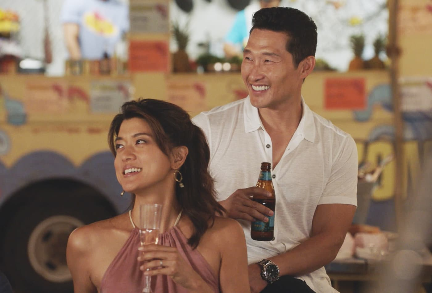 Daniel Dae Kim and Grace Park leave 'Hawaii Five-0' over pay