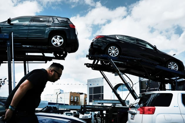 Us Auto Sales >> Us Auto Sales To Drop Below 17 Million For First Time Since 2014