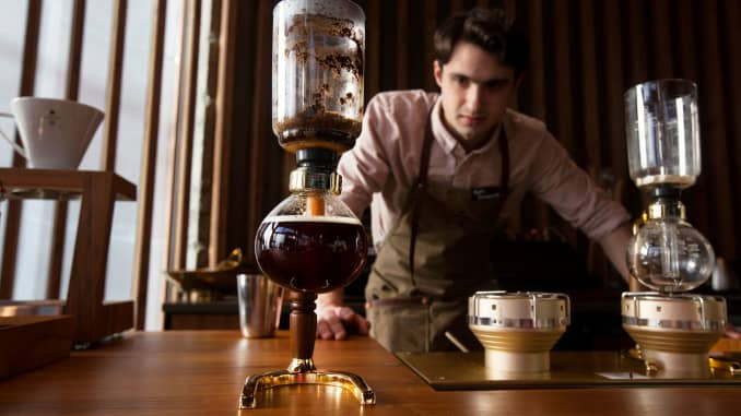 6 Starbucks Drinks You Can Only Order At Its Roastery And