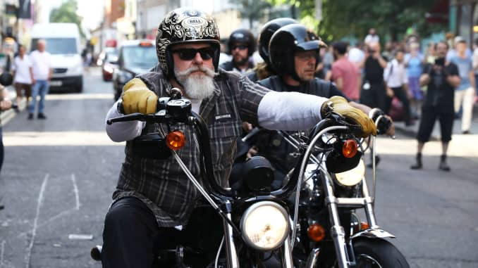 Millennials May Claim Another Victim Harley Davidson