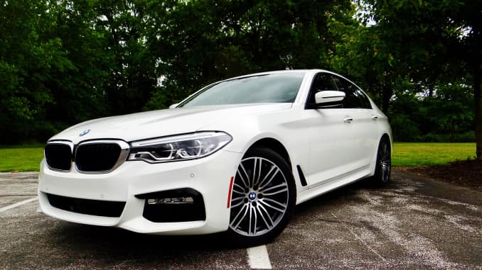BMW 530i review: The best car I've ever driven
