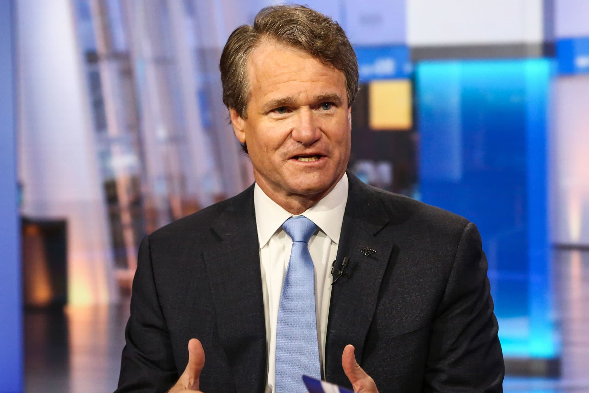 BofA CEO Moynihan gets raise to $26 5 million for record 2018 profit