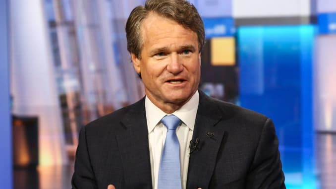 BofA CEO Moynihan gets raise to $26 5 million for record