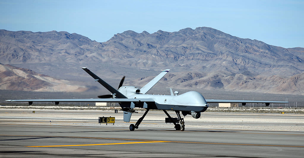 Pentagon is scrambling as China 'sells the hell out of' armed drones to US allies