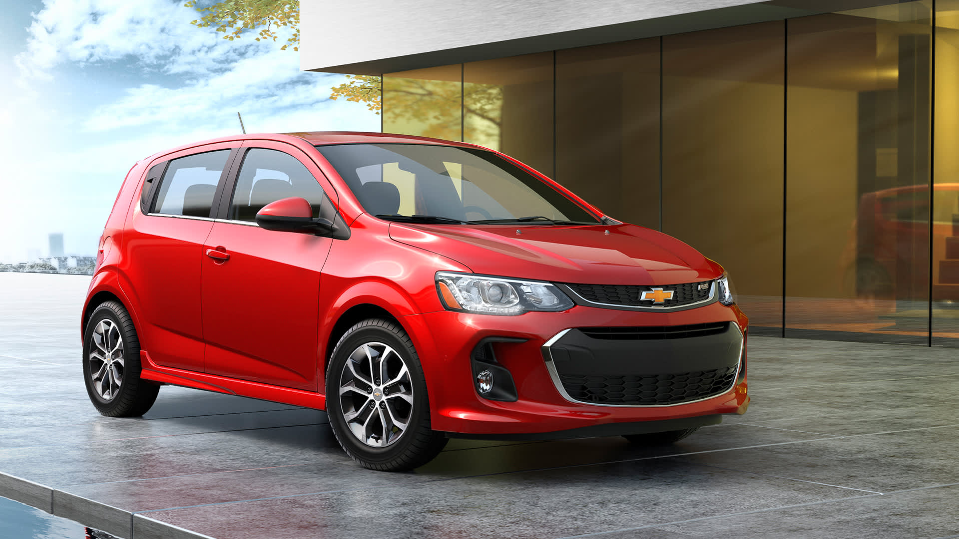 GM discontinues Chevrolet Sonic amid dismal sales and push toward EVs