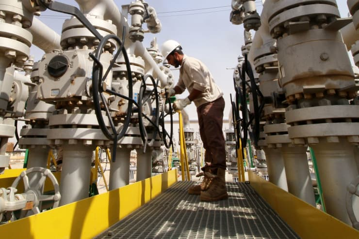 Iraq could be the next to break ranks with OPEC, analyst says 104598853-RTX3C8O6