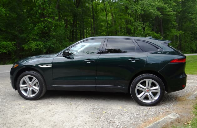 2017 Jaguar F Pace 35t R Sport Review This Luxury Suv Is An Absolute Changer