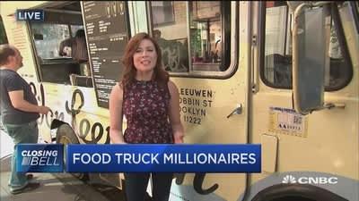 Ice cream truck on track to bring $20 million in revenue