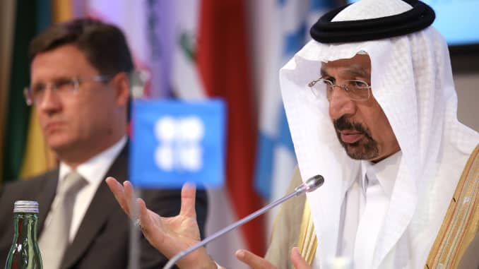 OPEC analysis shows need for a production cut of 1 million bpd