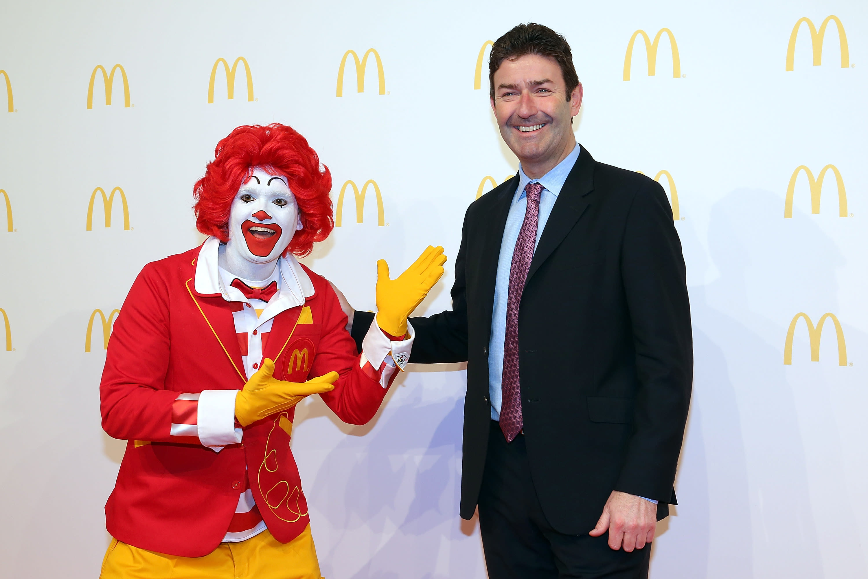 McDonald's bars former CEO from working at rival restaurant chain for two years