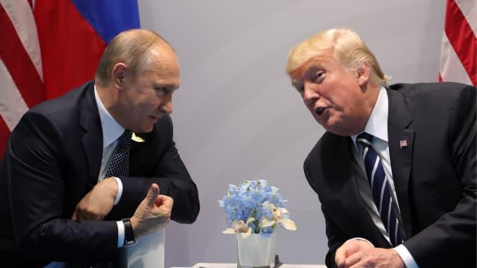 G20 Summit Us President Donald Trump Says He Will Meet Russia S Putin