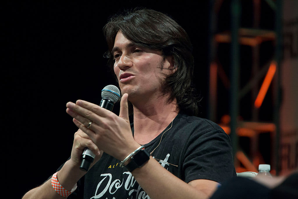 WeWork urges investors to see losses as 'investments' as it reports first-quarter loss of $264 million