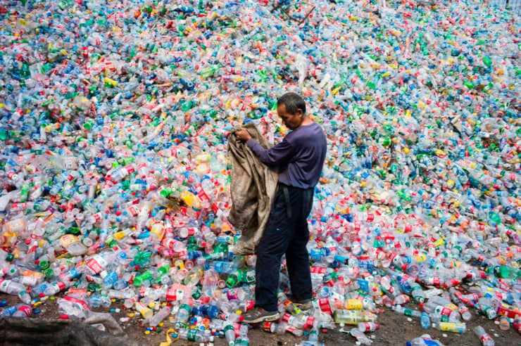 GP: China plastic waste