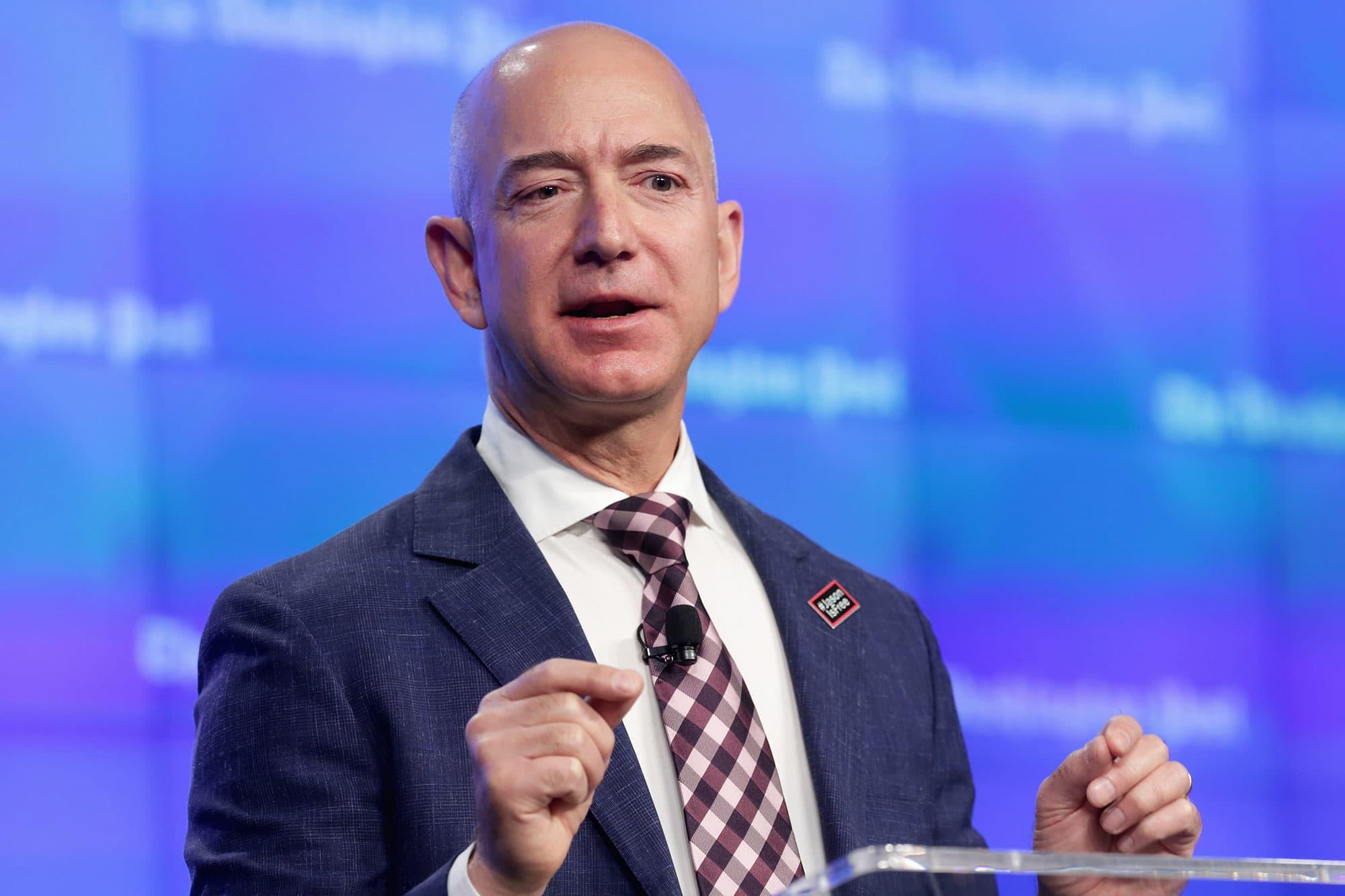 Hasil gambar untuk Jeff Bezos