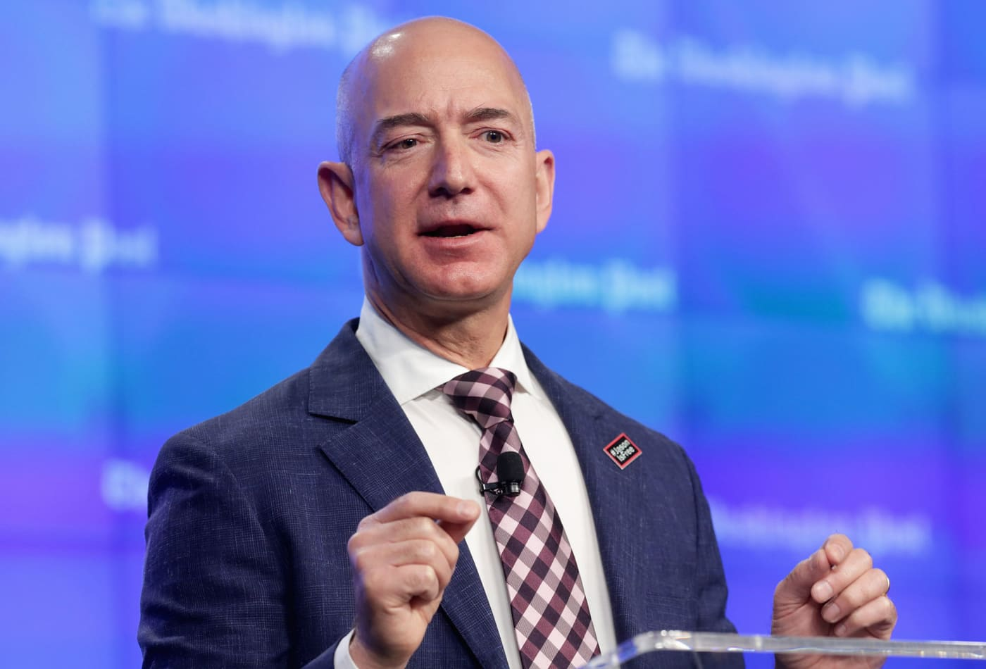 The 'aha' moment that changed Jeff Bezos' life
