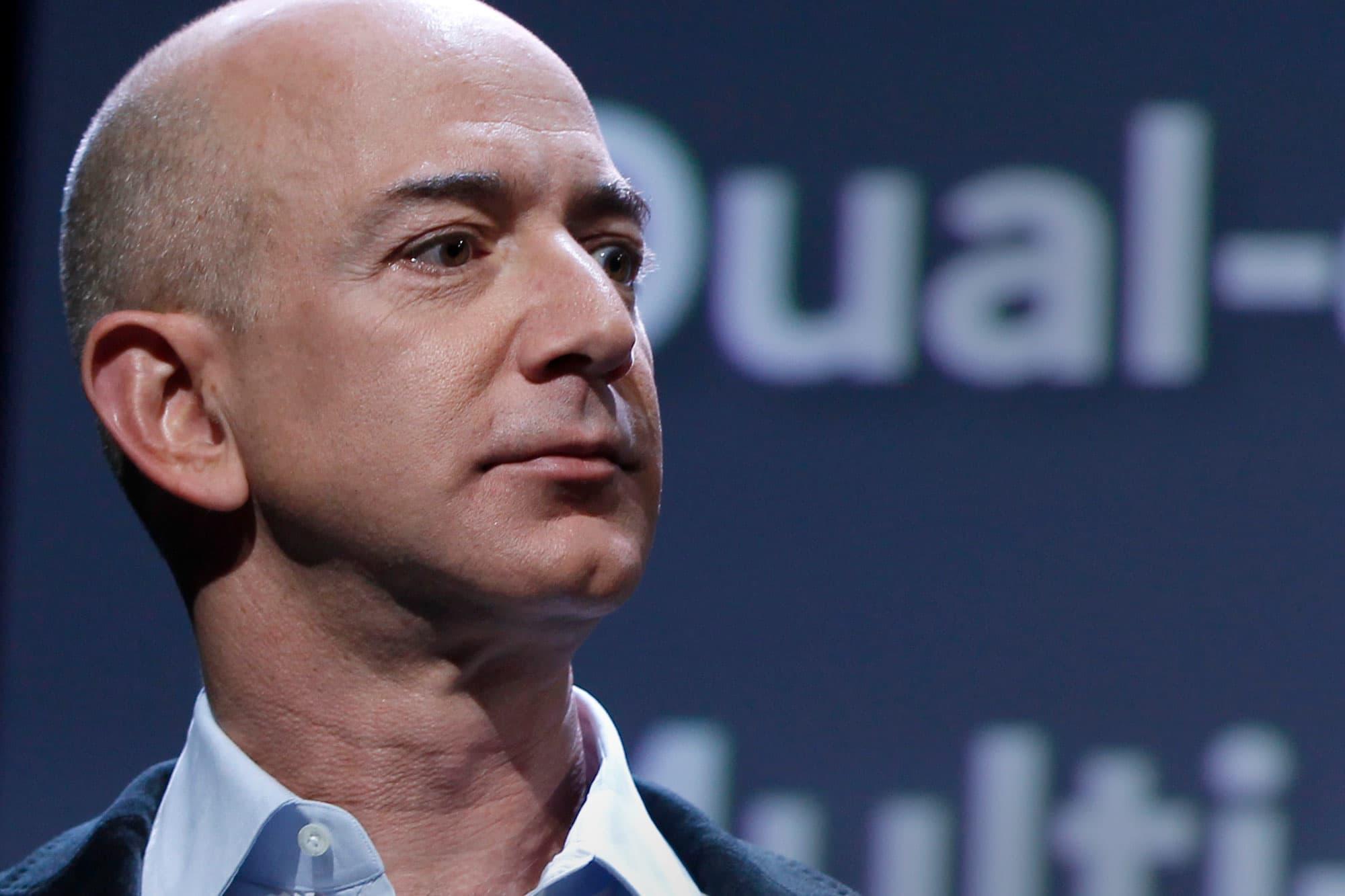RT: Jeff Bezos serious 110928