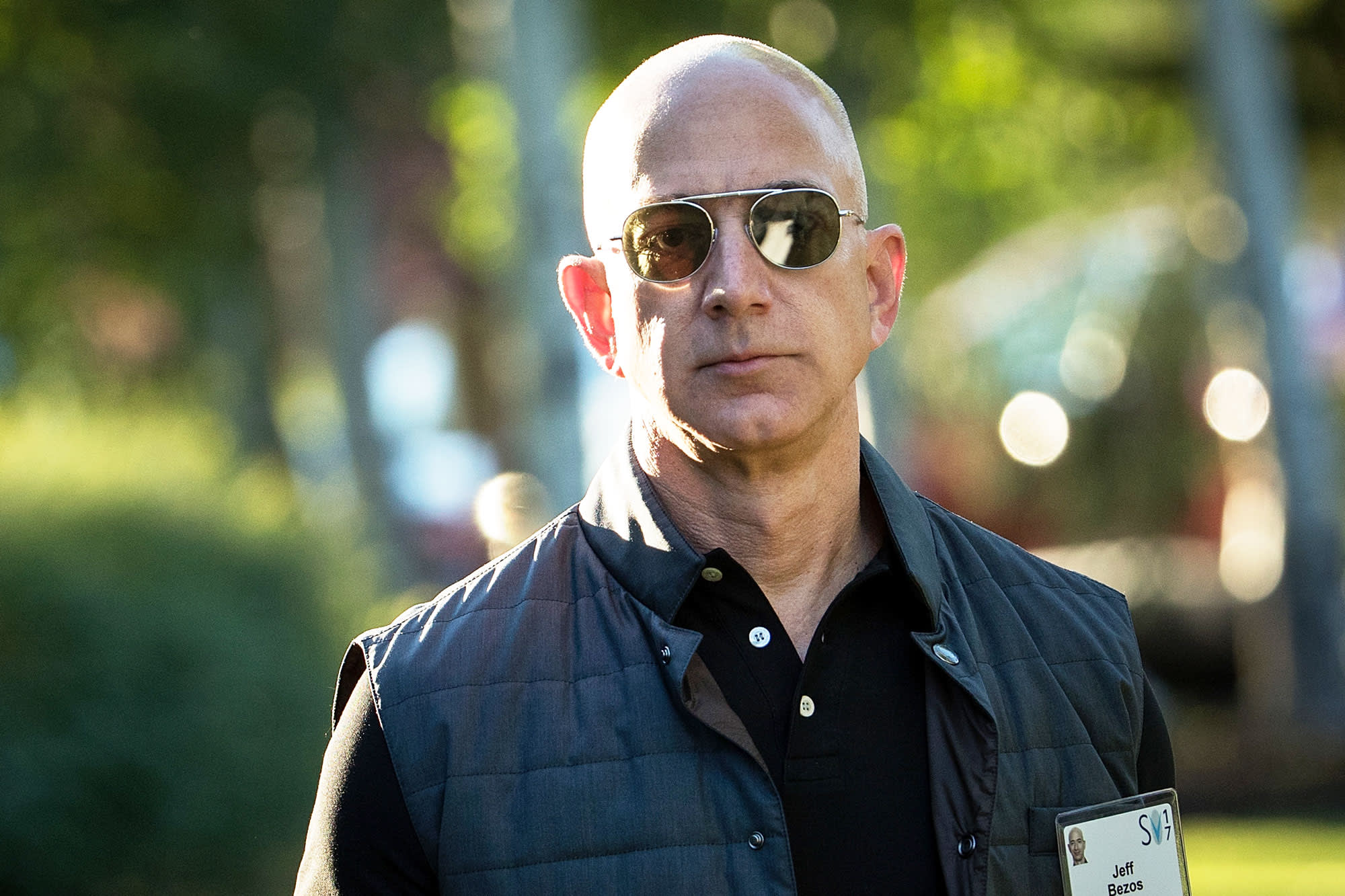 Bezos loses $7 billion overnight, $18 billion in a month