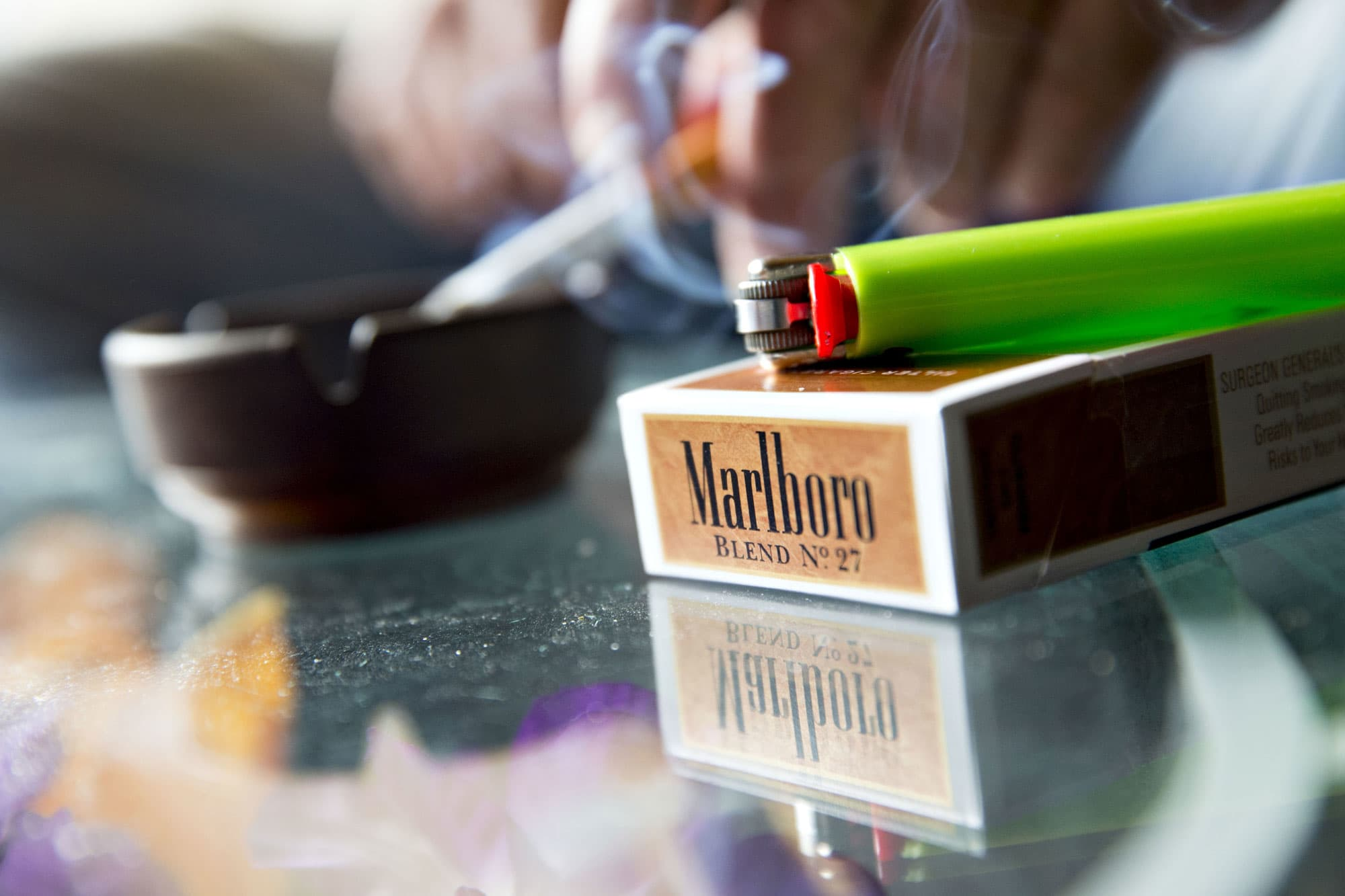 Someone made millions on the Philip Morris-Altria deal, trader Jon Najarian says