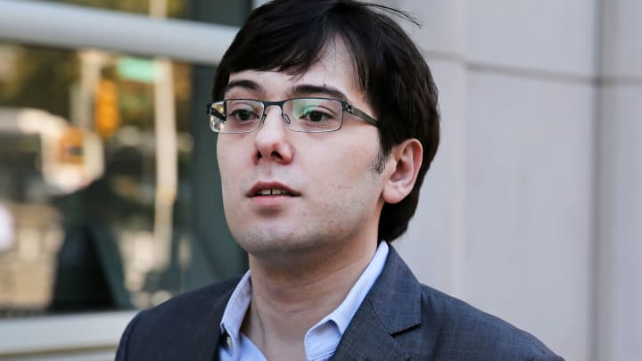 Fraud conviction of 'pharma bro' Martin Shkreli upheld by federal appeals court