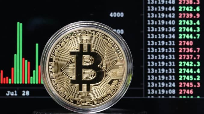 Fidelity allows clients to see digital currencies on its website