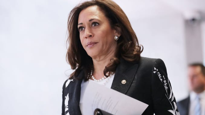 Kamala Harris Has Complicated History With Wall Street