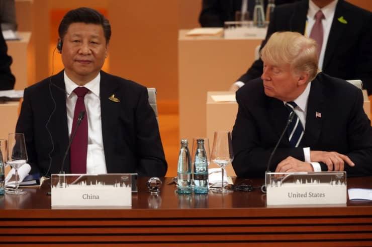 GP: Trump Xi 170802