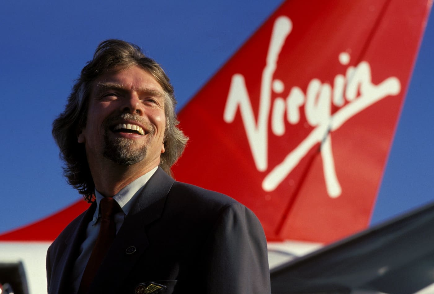 Richard Branson's airline won $945,000 and it all went to