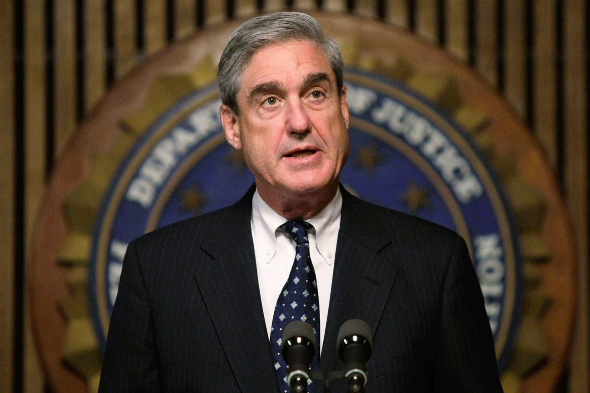 GS: Robert Mueller 080625